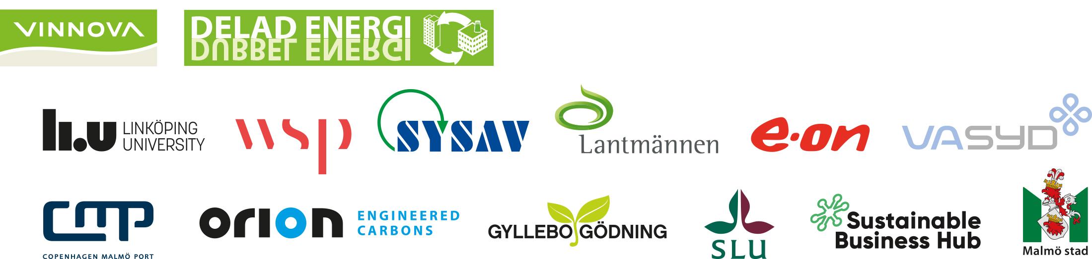 Samtliga partners logos